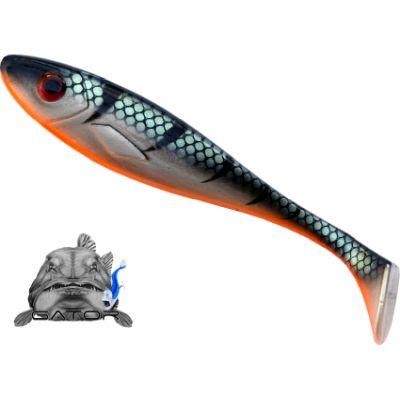 Gator gum shad 27 cm zombieperch